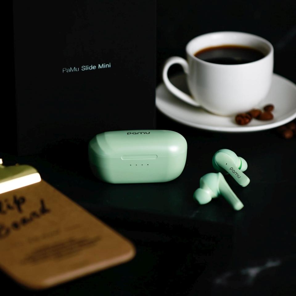Pamu mini zielone